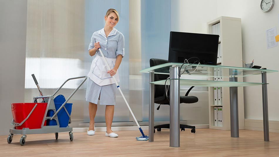 floor cleaning companies